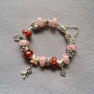 Pandora Inspired Charm Bracelet 22