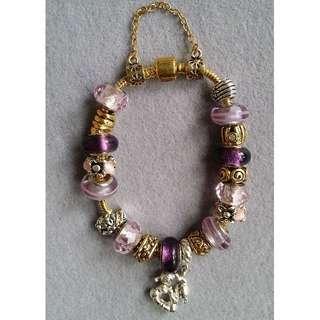 Pandora Inspired Charm Bracelet 06