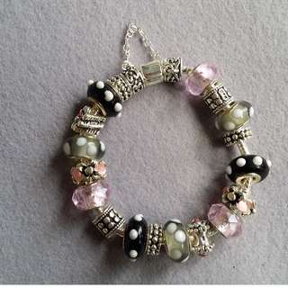 Pandora Inspired Charm Bracelet 07