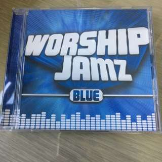 worship jamz music disc christian songs