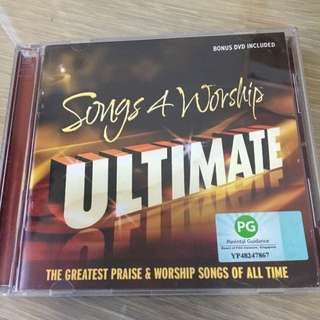 ultimate songs 4 worship the greatest praise & worship songs of all time christian songs