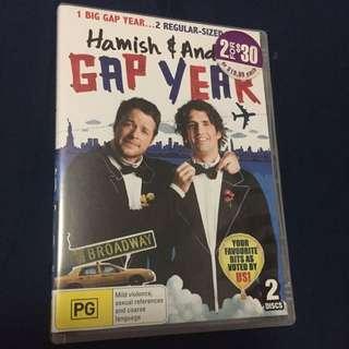 Hamish And Andy Gap Year