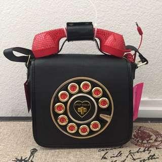 Betsey Johnson Rhinestones Phone