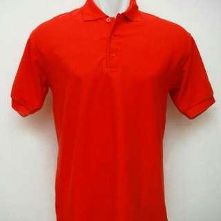 Polo shirt polos atau kaos polos kerah dari bahan cotton pique. Ini adalah jenis bahan yang sama yang digunakan oleh merek Lacoste atau Polo Ralph Lauren.