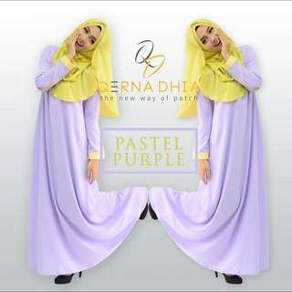 Pastel Bf Friendly Jubah