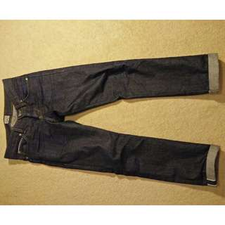 Naked and Famous - Super Skinny Guy - Left Hand Twill