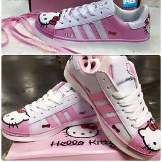 hello kitty shoes 😍