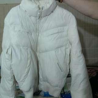美國百分百【全新真品】Tommy Hilfiger亞克力纖維(類似羽絨)外套
