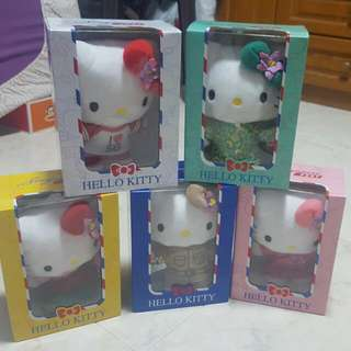Hello Kitty By Singapore Post