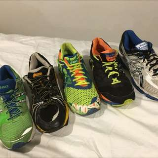 Mens Asics Gel Runners OPEN TO OFFERS