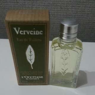 Ori Loccitane Verveine Perfume 10ml