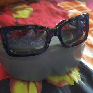 Authentic Miu Miu Black Sunglass