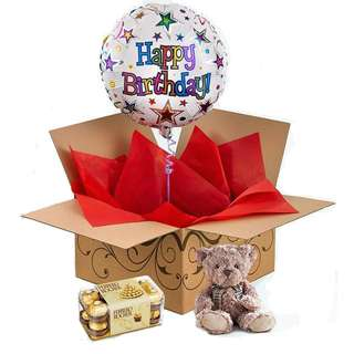 Balloon Surprise Box