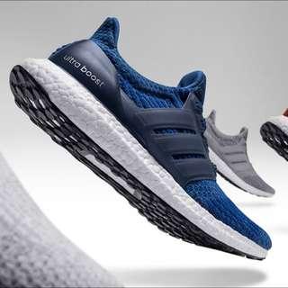 Selling Adidas Ultra Boost 3.0 Blue