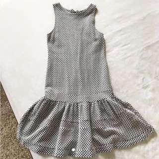 Zara Trafaluc Flare Up Dress