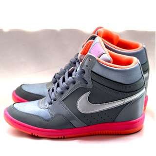 Nike Air force with height Insole