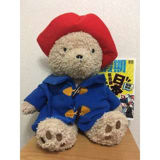 Big Paddington Bear 帕丁頓熊公仔