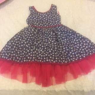 Bow Tutu Dress