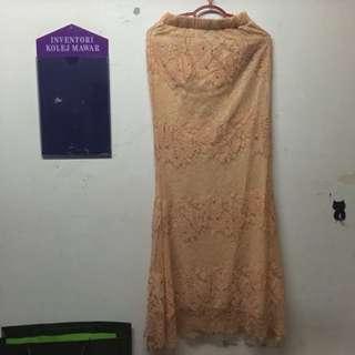 Jovian's Lace Skirt