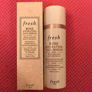 fresh rose serum