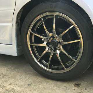 17 Inch Rim With Tires