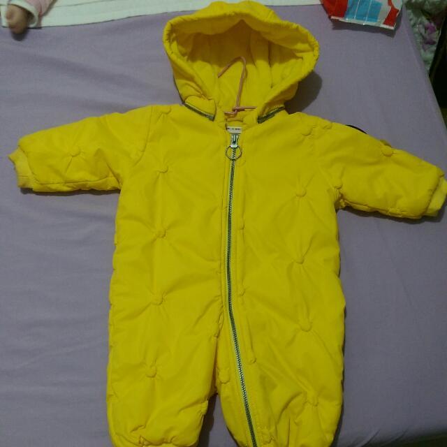 6M冬天小孩衣服