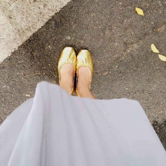 軟皮超好走芭蕾舞鞋