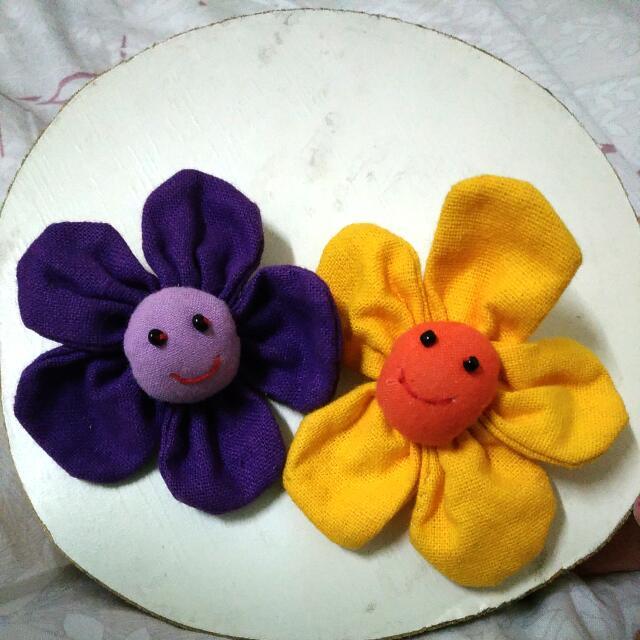 花朵別針 現貨