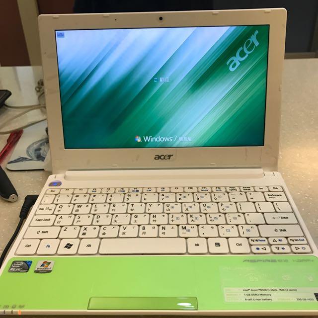 Acer Aspire One Happy系列