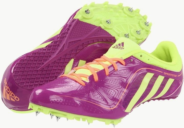 4168252a4386 Adidas Sprint Star Women spikes (with Spike Nails And Key)