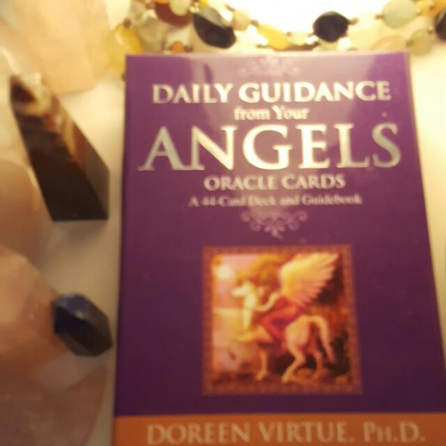 ANGEL CARD READING LONG DISTANCE VIA FACEBOOK MESSENGER OR EMAIL.
