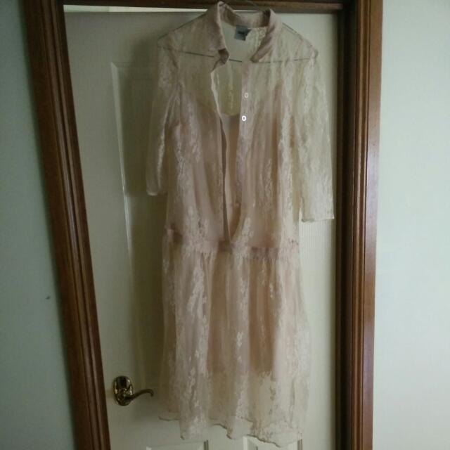 ASOS Lace Dress Size 12
