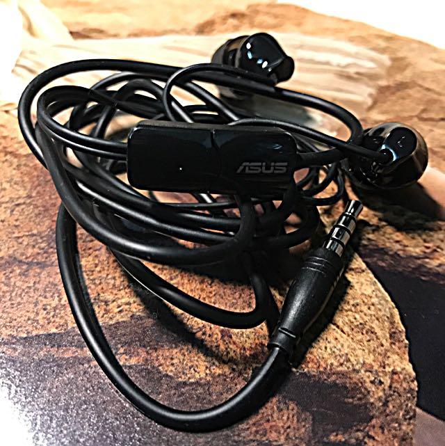 ASUS耳機