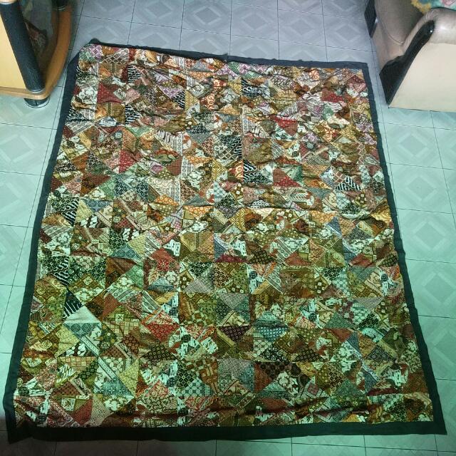 Batik Bedcover