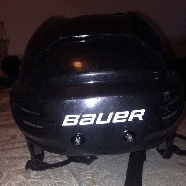 Bauer Junior ice hockey helmet