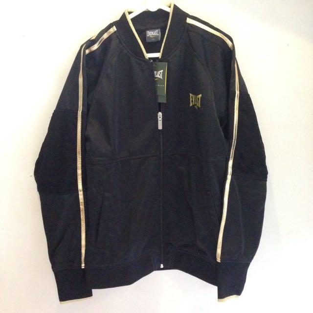 BNWT Authentic Everlast Men's Jacket (Black)