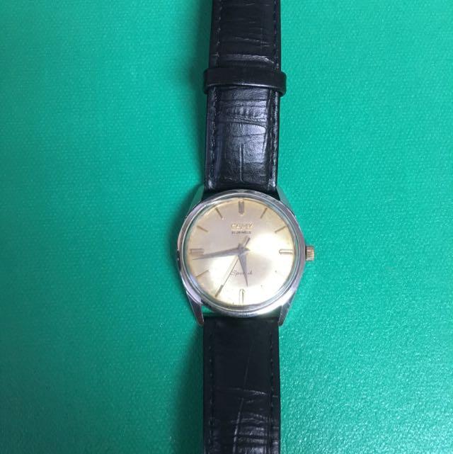Camy Sputnik Watch 21 Jewels