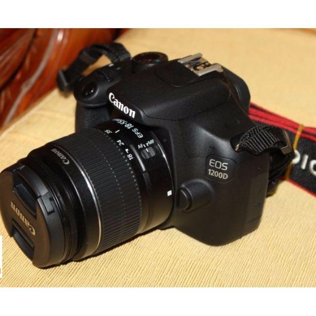Canon EOS 1200D dslr Camera - low shutter count