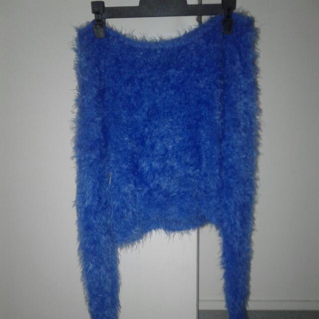 Cashmere Crop Jumper