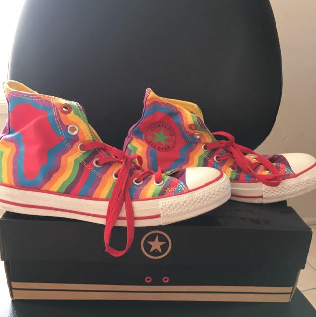 Converse All Star Chuck Taylor Hi-top Multi-coloured