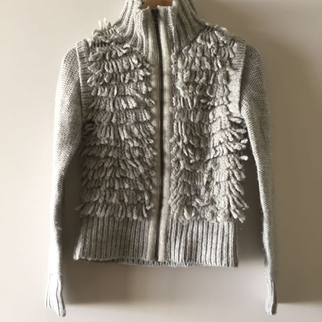 Country Road Thick Wool Jacket