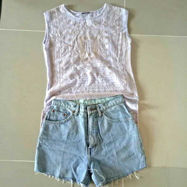 Crop top Small-Med