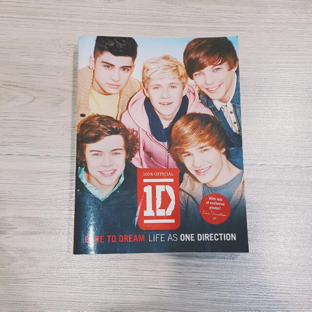 Dare To Dream One Direction Autobiography