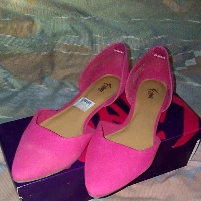 Fiona flats shoes