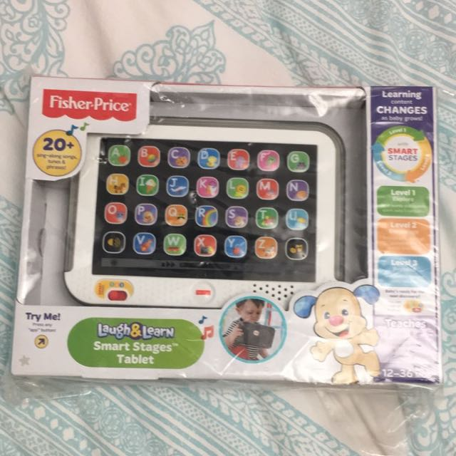 Fisher Price Smart Strategies Tablet