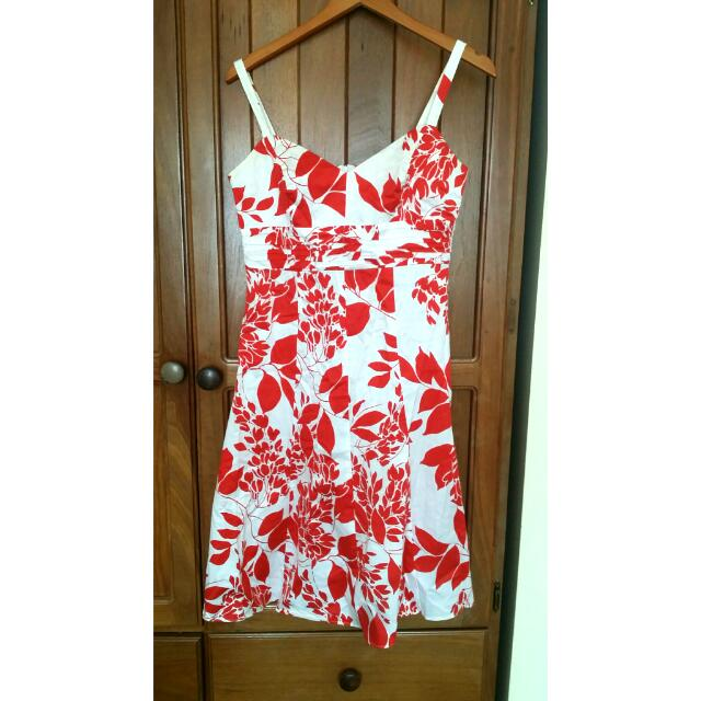 Floral Formal Dress