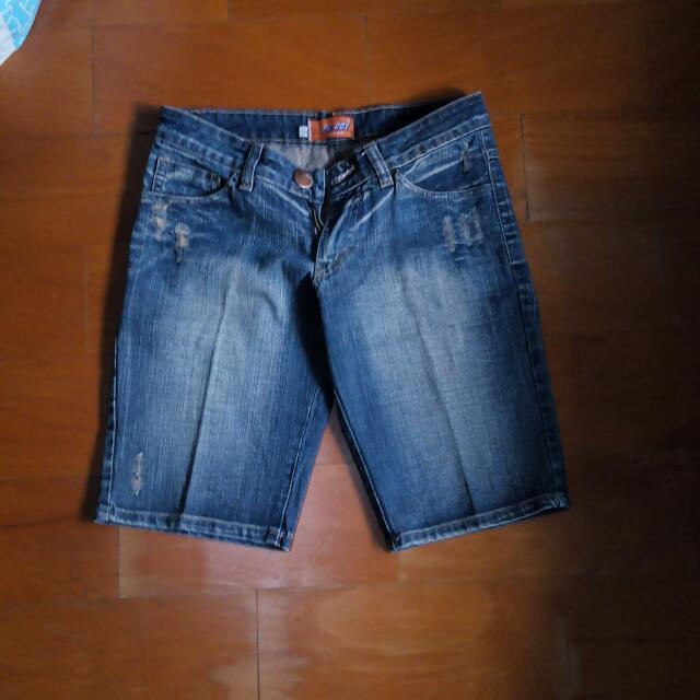 FREE-ONG* PO BOX Jeans