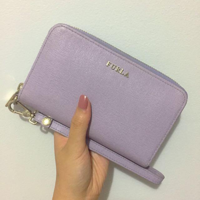 Furla Wallet With Wristlet