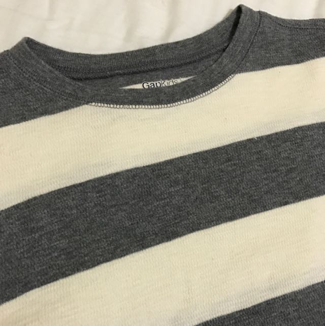 Gap條紋針織上衣