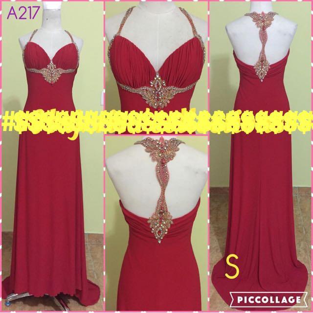 gaun dress